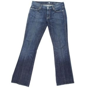 7 For All Mankind Jeans A Pocket Flair